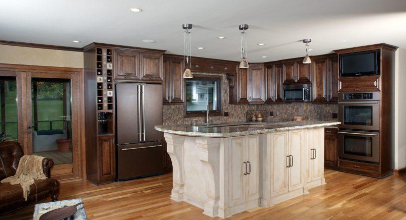 Ornate Kitchen